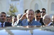 أردوغان يصاب بحالة إغماء في مسجد بإسطنبول.. ما السبب؟