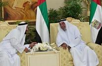 رئيس الإمارات يغادر بلاده لأول مرة بعد ظهوره العلني قبل أسبوع