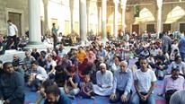 هكذا تحتفل الجاليات العربية في تركيا.. كل على طريقته (صور)