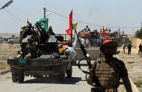 طائرة مجهولة تستهدف موقعا للحشد الشعبي غرب العراق