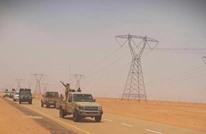 الجيش الليبي يواصل محاولات التقدم بسرت والجفرة (خريطة)