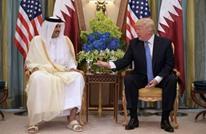 تميم يلتقي ترامب الثلاثاء ويبحثان الأزمة الخليجية