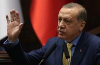 أردوغان مخاطبا ترامب: قرارك يضع المنطقة بحلقة من النار (شاهد)