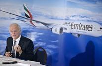 """""""طيران الإمارات"""" تخسر أكثر من ثلثي أرباحها السنوية"""
