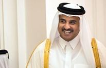 أمير قطر يبعث برسالة خطية إلى الأمين العام للأمم المتحدة