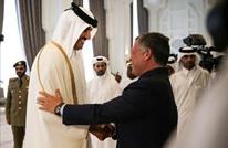 بعد تعيين الدوحة سفيرا بعمّان.. اتصال بين عبدالله الثاني وتميم