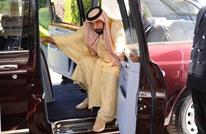 أول ظهور لرئيس الإمارات منذ خمسة شهور (صور)