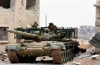 النظام يسترد المناطق التي سيطر عليها تنظيم الدولة بالبوكمال