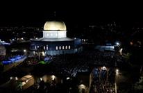 350 ألفا يحيون ليلة 27 من رمضان بالأقصى (صور وفيديوهات)