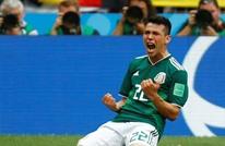 """المكسيك تفاجئ """"الماكنات الألمانية"""" في المونديال (شاهد)"""