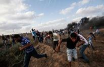 إصابات برصاص الاحتلال عقب تشييع شهيدة شرق خانيونس (شاهد)