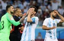دقيقة صمت بتلفزيون الأرجنتين بعد الهزيمة المهينة (شاهد)