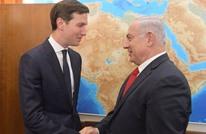 كوشنر يلتقي نتنياهو قبيل توجهه مع وفد إسرائيلي إلى أبوظبي