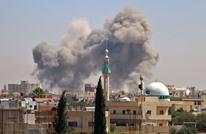 نظام الأسد يواصل قصفه العنيف على درعا وسط تقدم لقواته