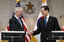 ماتيس يؤكد الالتزام بإبقاء حجم قوات بلاده بكوريا الجنوبية