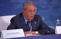 موسى: لا ينبغي الخوف من سياسة واشنطن الجديدة تجاه مصر