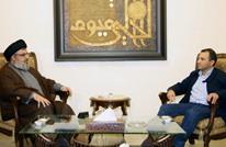 نصر الله وباسيل يعقدان اجتماعا مطولا حول تشكيل الحكومة