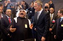 وزيرا دفاع قطر والكويت يبحثان الأزمة الخليجية في بروكسل