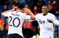 فرنسا تعوض خيبتها أمام تركيا والأخيرة تتعثر (شاهد)