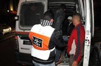 الشرطة المغربية تعتقل مشجعين قطعا يد مشجع فريق منافس