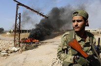 """المعارضة السورية تستعيد قرية """"المشيرفة"""" بريف إدلب من النظام"""