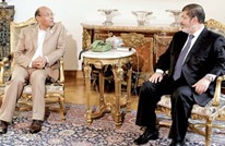 المرزوقي: مرسي خلد اسمه في التاريخ كأول رئيس ديمقراطي