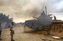 هذه محاور القتال المشتعلة جنوبي طرابلس ضد حملة حفتر