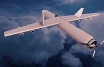 التحالف: أسقطنا طائرة مسيرة كانت متجهة من اليمن للسعودية