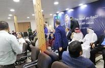 إخوان الأردن يقيمون عزاء للرئيس مرسي في عمان (شاهد)