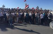 صلاة الغائب على مرسي في تونس وهتافات ضد السيسي (شاهد)