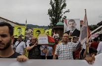 جنازة رمزية للرئيس الراحل محمد مرسي في البوسنة (شاهد)