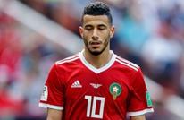 استبعاد نجم منتخب المغرب عن مواجهة ناميبيا في كأس أفريقيا