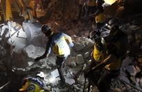 غارات النظام تقتل 9 مدنيين وتستهدف مشفى شمال سوريا