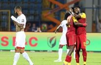 منتخب بنين يفرض التعادل على غانا في مباراة مثيرة (شاهد)