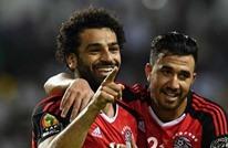 منتخب مصر يفوز بثنائية ويتأهل لثمن نهائي كأس أفريقيا (شاهد)