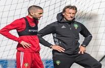 مدرب المغرب: مباراة جنوب أفريقيا صعبة ولن نحتاج لزياش فيها