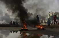 لقطات صادمة لفض الأمن السوداني اعتصام الخرطوم (شاهد)