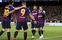 برشلونة يكشف رسميا عن قميصه الجديد (فيديو)