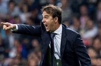 إشبيلية يتعاقد مع مدرب ريال مدريد السابق