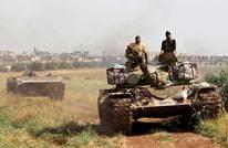 وكالة روسية توثق شراسة معارك حماة ومشاركة الروس فيها (شاهد)