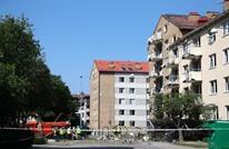 إصابات وأضرار بالمباني في انفجار مجهول السبب بالسويد (شاهد)