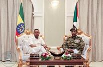 صحيفة: وفد إماراتي سعودي وصل الخرطوم قبل زيارة آبي أحمد