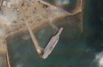 """""""التايمز"""": إيران تنشر حاملة طائرات مقلدة لرفع معنوياتها"""