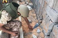 7 قتلى بانفجار ألغام بطرابلس.. والعثور على جثث متفحمة (شاهد)