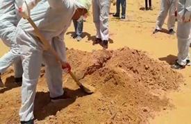 جرائم حفتر تتكشف.. 4 مقابر جماعية بترهونة (شاهد)