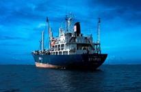 رحلة الصيد الأخيرة.. رمي جثة إندونيسي بالبحر تثير الجدل (شاهد)