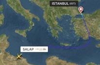 تساؤلات حول طائرة من طرابلس حطت بتركيا ولم تصل لوجهتها