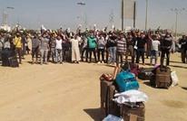 نائب مصري يحرض على طرد سفير ليبيا (شاهد)