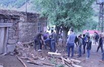 زلزال ثان يضرب ولاية بينغول شرق تركيا
