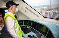 تركيا تستعد لتجربة أول قطار محلي الصنع (شاهد)